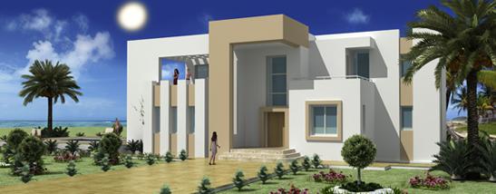 Maison Tunisienne Traditionnelle Et Moderne En Tunisie Aux Meilleurs